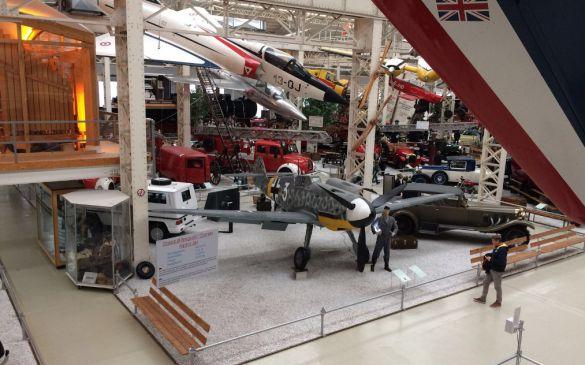 Historische Flugzeuge und vieles mehr
