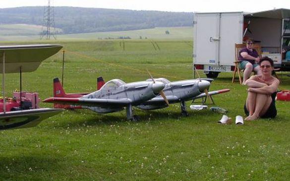 F-82 Twin-Mustang