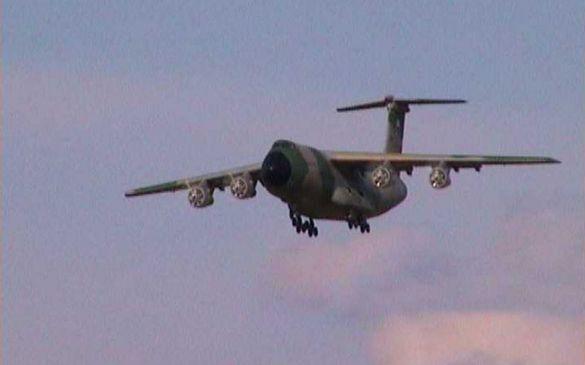 Eines der bekanntesten Modelle auf dem Flugplatz