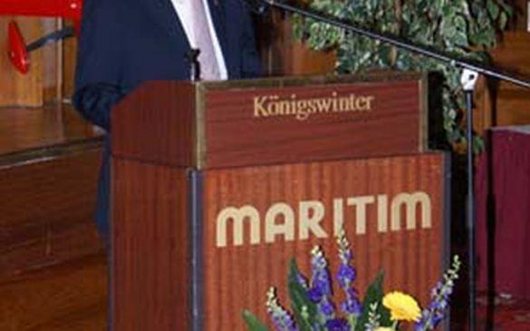 Präsident Hans Schwägerl