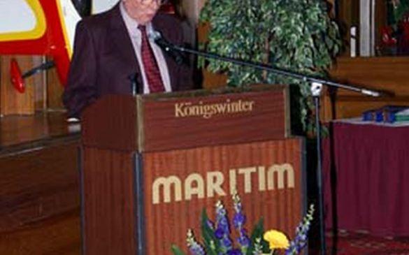 Kassenprüfer Norbert Kern