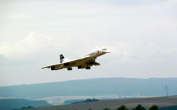 Flugtag 2006, Concorde