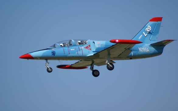 Flugtag 2007, Aero L39 Albatros
