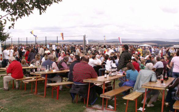 Flugtag 2007, Zuschauer