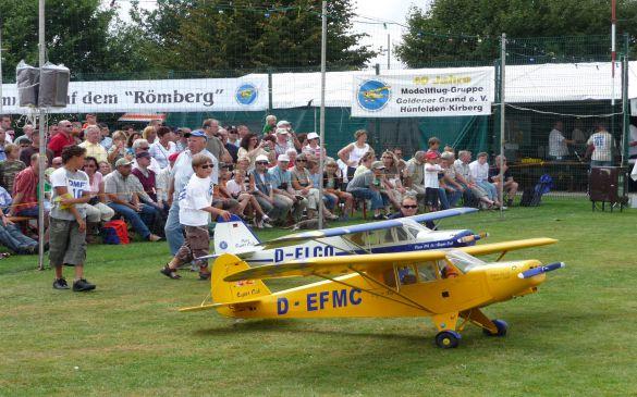Flugtag 2009, Junge Piloten