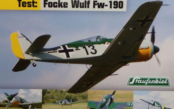 FW190-A8 von Staufenbiel