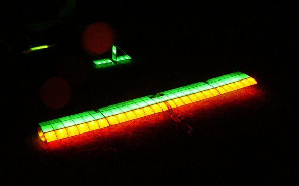 Die heute üblichen Leuchtdioden...